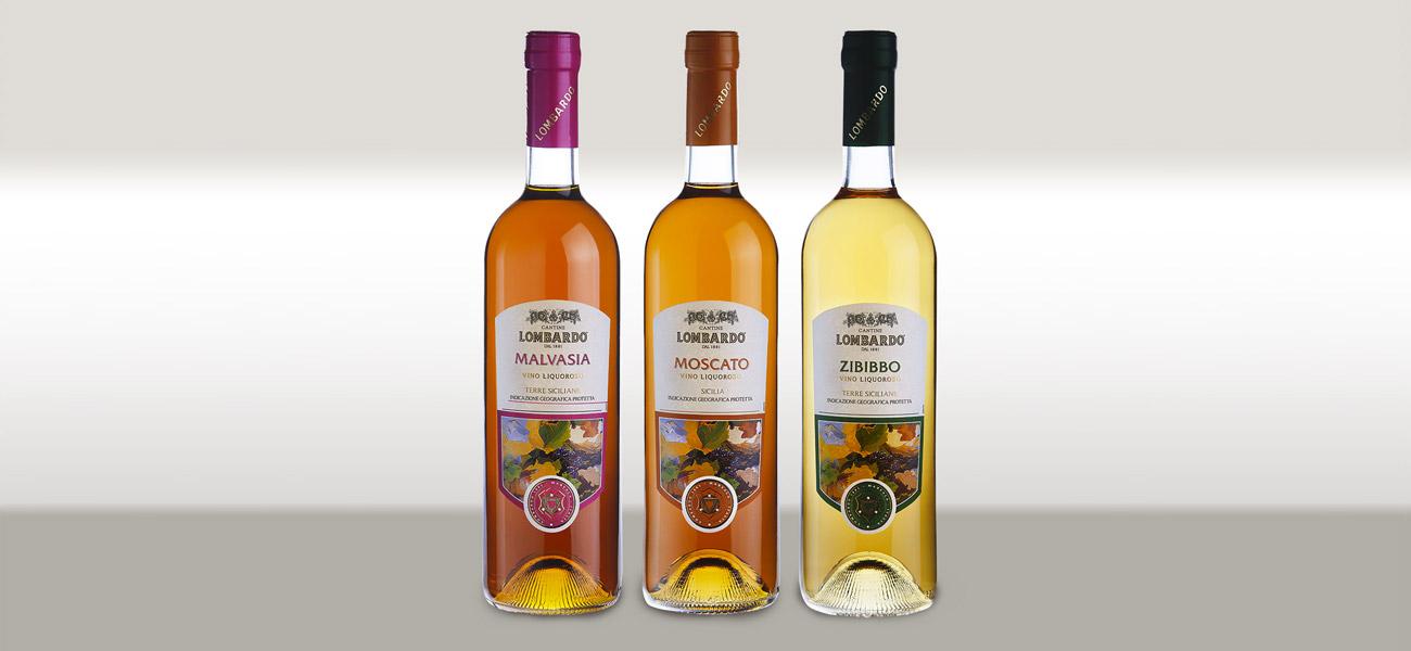 Cantine Lombardo vini liquorosi Marsala